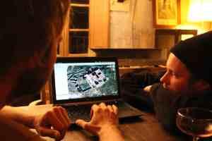 Community Visioning in Cardona 2014